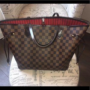 Mm never full Louis Vuitton